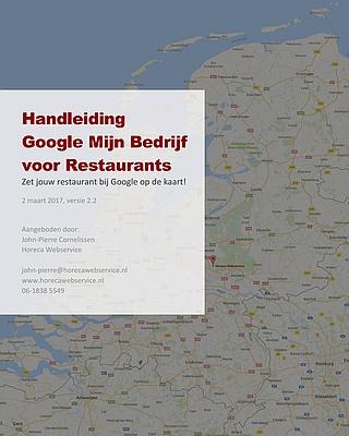 Handleiding Google Mijn Bedrijf voor Restaurants