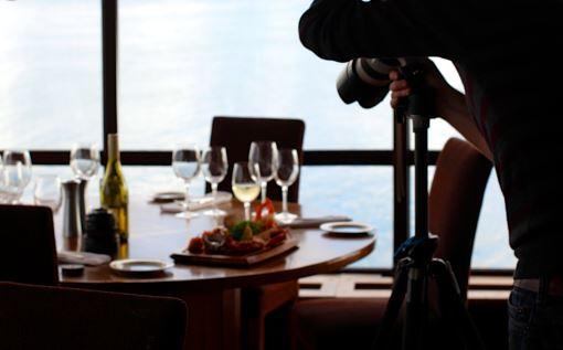Restaurant interieur- en foodfotografie